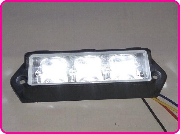 Διπλή έγχρωμη φωτεινή λάμπα 6 * 3W που - Φώτα αυτοκινήτων - Φωτογραφία 4