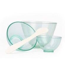 Стоматологическая миска для смешивания прозрачная маленькая/Средняя/Большая стоматологический лабораторный инструмент силиконовая Гибкая резиновая чаша для смешивания зубов