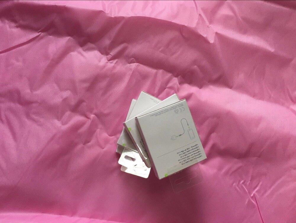 100 pcs/lot 1 m/3ft E75 puce OD: 3.0mm données USB chargeur câble pour Foxcnn factory i 5 6 7 8 X XS XR câble avec emballage de détail-in Objectifs et accessoires pour téléphone from Téléphones portables et télécommunications on AliExpress - 11.11_Double 11_Singles' Day 1