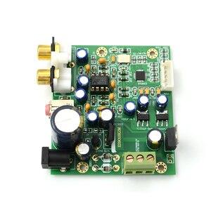 Image 3 - Lusya ES9018K2M ES9018 I2S Input Decoding Board Mill Plate HIFI DAC Supports IIS 32bit 384K / DSD64 128 256 F5 007