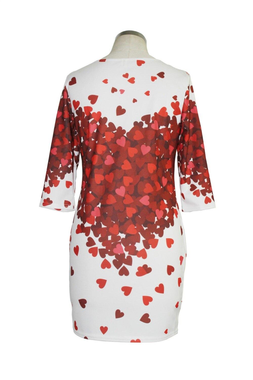 Off Shoulder Sexy Dress Women Print Dress Long Sleeve 19 Spring Summer Casual Cartoon Dresses Women O-Neck Mini Short Dress 43