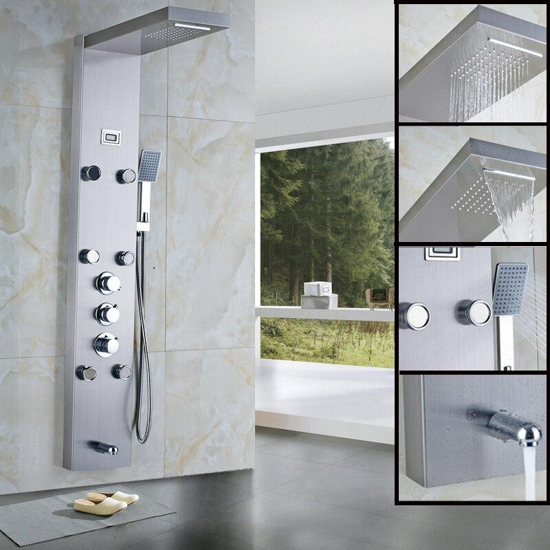 Online Shopping Shower Body