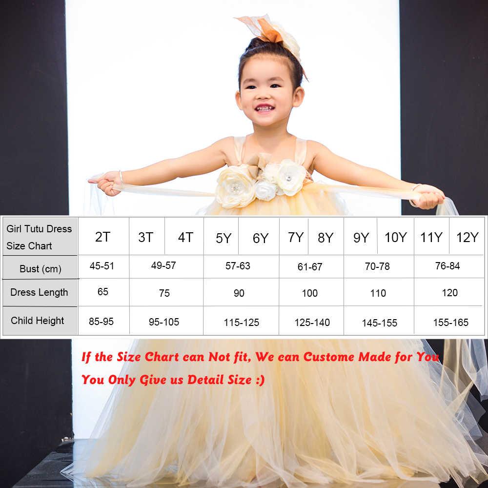 038f0d346b New Design Princess Handmade Red Flower Girl Dress with Sparkle Gold ...