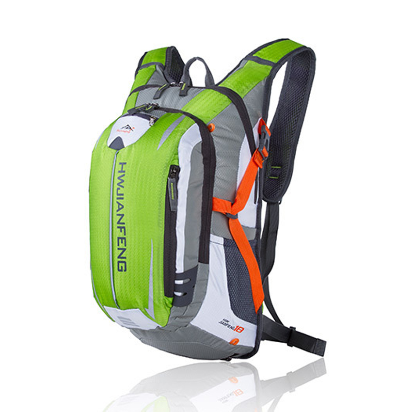 2017 Nylon Folding Waterproof Backpack Bike Rucksacks Packsack Road Cycling Bag Knapsack Riding Running Sport Travel Backpack jsz super light cycling sport nylon backpack bag black grey
