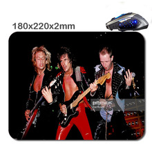 HOT SALES Custom Antiskid  3 D Metal Killers Kollection Mouse Pad 220 X180x2mm Office Accessory Tablet And Gift