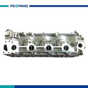 Image 4 - D4EB bare engine cylinder head 22111 27400 22111 27750 for SONATA IV SANTA Fe I AZERA Saloon TUCSON