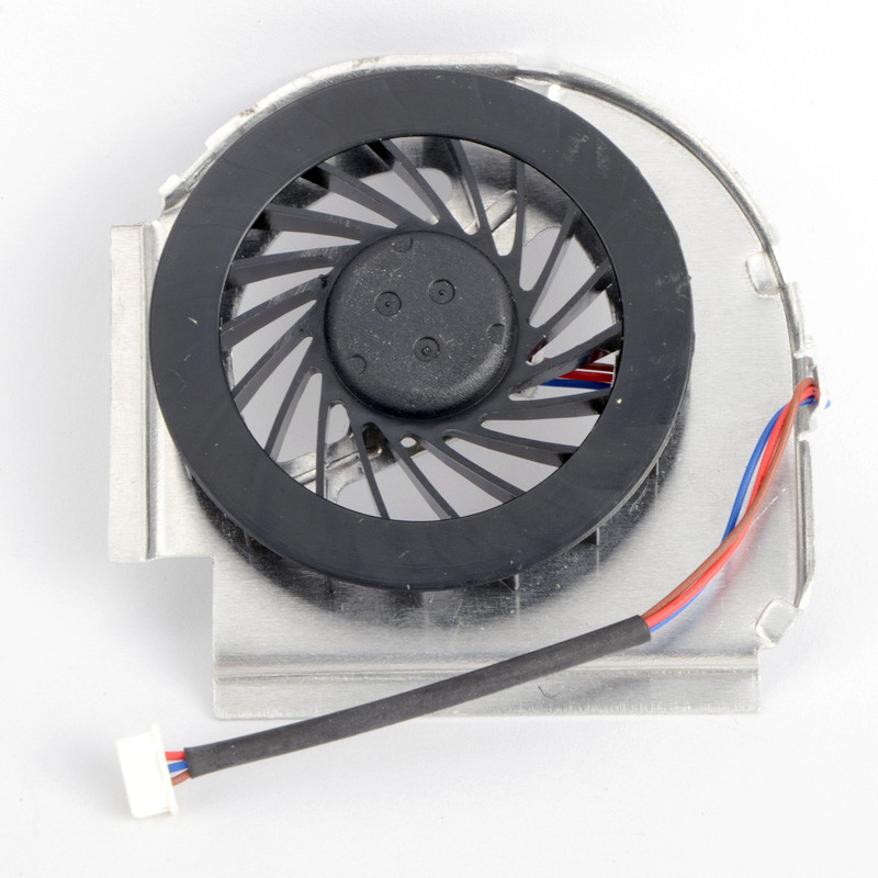 Laptops Replacement Accessories Processor Cooling Fans Fit For BM Lenovo Thinkpad T400 Series MCF-217PAM05 Cpu Fans 4 wires laptops replacements cpu cooling fan computer components fans cooler fit for hp cq42 g4 g6 series laptops p20