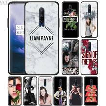 One Direction Harry Styles Phone Case for Oneplus 7 7Pro 6 6T Oneplus 7 Pro 6T Black Silicone Soft Case Cover