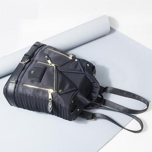 Image 3 - Yeni Oxford su geçirmez ceket çanta kişilik siyah kaya büyük kapasiteli anti hırsızlık sırt çantası Unisex seyahat omuz çantası çok serin