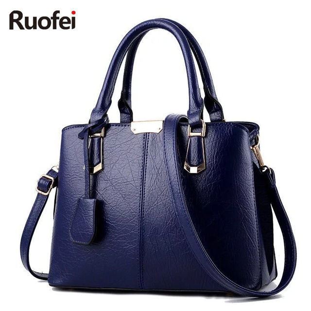 e8af82244b51 Hot Sale 2017 New women Bag Fashion Big Bag Women Shoulder Messenger Bag  Ladies Handbag Big Shoulder Bags For Woman E26