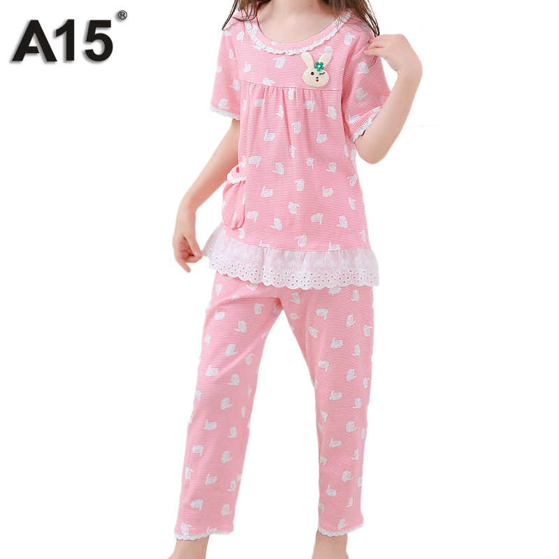 f0a0cb2ea Detail Feedback Questions about A15 Children s Pajamas for Girls for ...