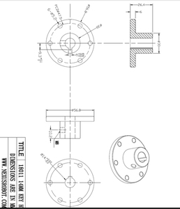 Image 5 - 14 ملليمتر المحور الرئيسي 18011