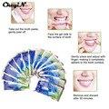 CkeyiN Home Profissional Higiene Oral escova de Dentes Branqueamento Tiras de Gel Beleza Dente Branqueamento Dentes Branqueamento Dental Branqueamento Ferramentas