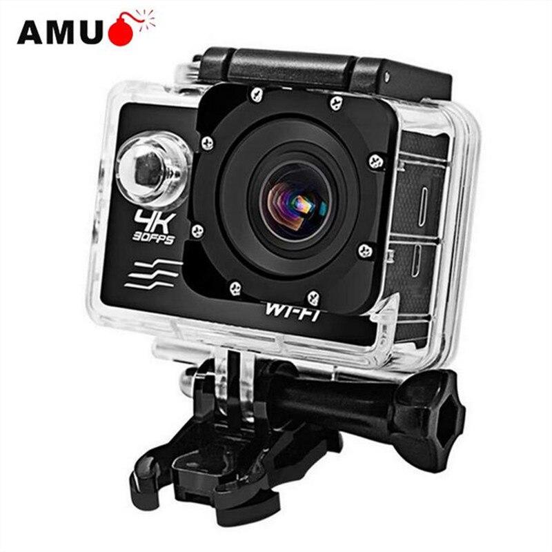 Рекордер автомобиля Аму видеорегистратор глубокий водонепроницаемый DV беспроводной сети HD видео записи