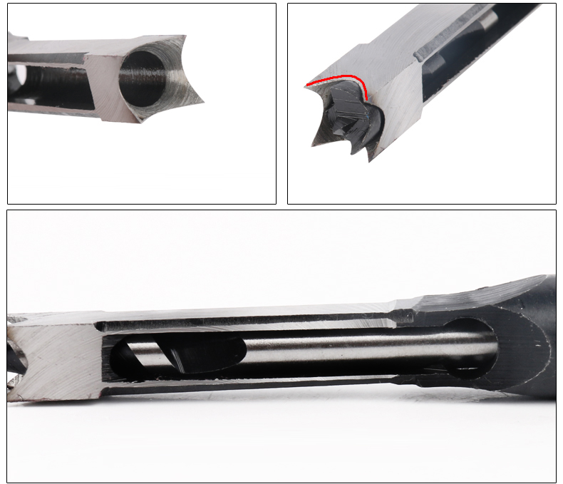 DIABLE FASHION MK1501 Steampunk Masque pointes Protège-dents Noir en Cuir Synthétique Burning
