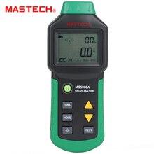 Mastech MS5908 RMS анализатор цепи тест er по сравнению с w/IDEAL Sure Тест гнездо тест er 61-164CN 110V или 220V