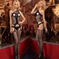 New sexy underwear hot atadura de gaze preto perspectiva splicing presos sm anime mostrar sexy underwear sexy roupas