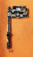 Usado original mainboard 2g ram + 16g rom placa mãe para doogee x5 max pro mtk6737 quad core frete grátis