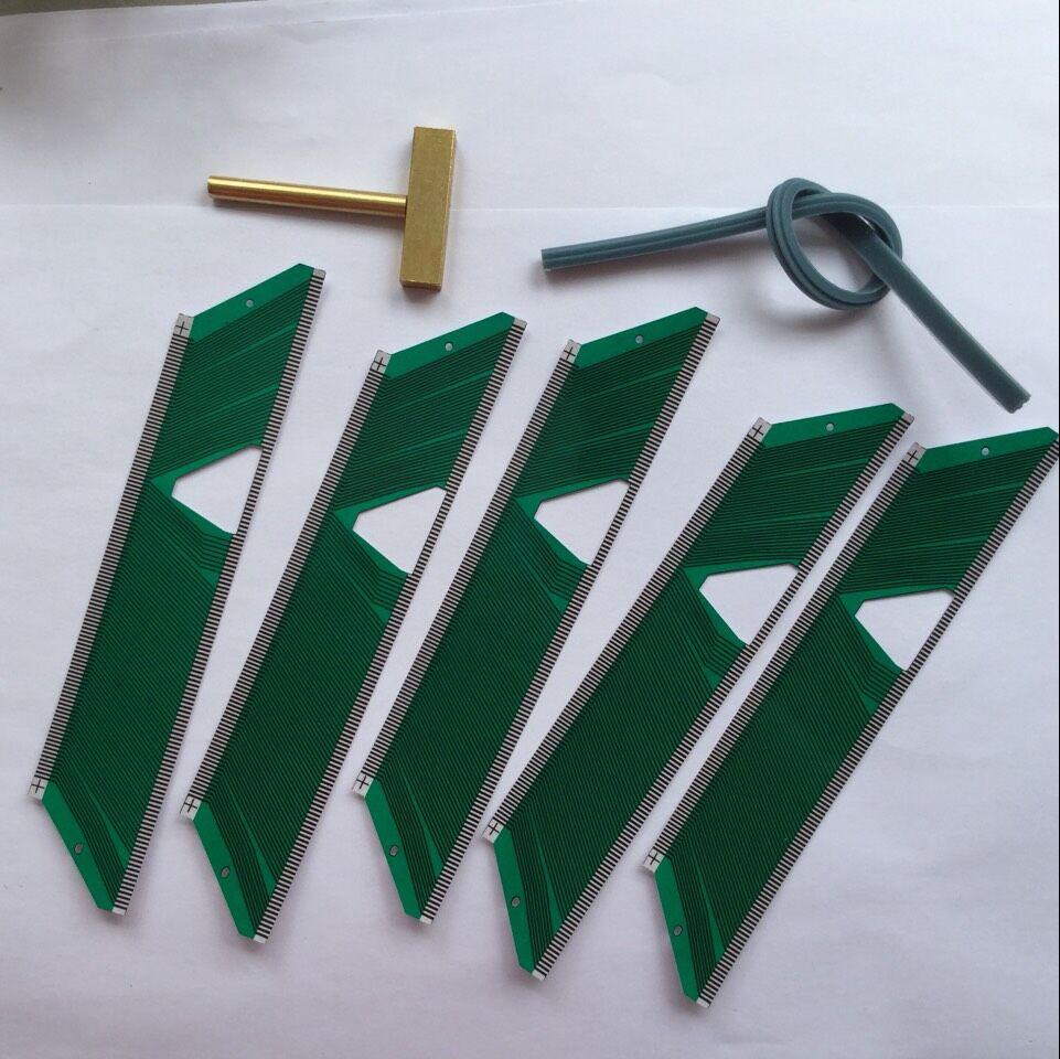 Prix pour Pixel Outil De Réparation 5 pcs Pour SAAB 93 95 9-3 9-5 Sid1 Sid 1 Affichage Des Informations ruban Câbles/Avec 40 w Pointe