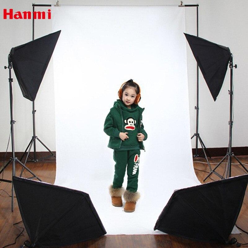 Gratis verzending + 2014 Nieuwe Photo Studio Kit 2 * 2m Light Stands - Camera en foto