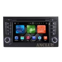 Android 7.1 2G RAM DVD Do Carro para Audi A4 B6 B7 S4 2002 2003 2004 2005 2006 2007 2008 car radio navegação gps estéreo unidade central