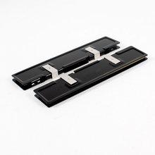 2 х Алюминиевый Радиатор Шим Охлаждение для DDR RAM Памяти