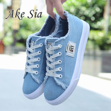 A Canvas shoes women casual flats 2017 t