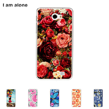 Фотография For Fly IQ456 IQ 456 Colorful Printing Drawing Transparent Plastic Mobile Phone Cover For Fly IQ456 Hard Phone Cases