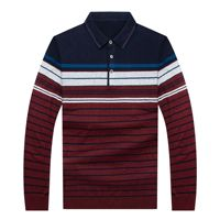 Plus Size 8XL 7XL 6XL New Men's Christmas Sweater Pullover brand Casual Striped Mens Sweater Long Sleeve Knitted Pullovers Men