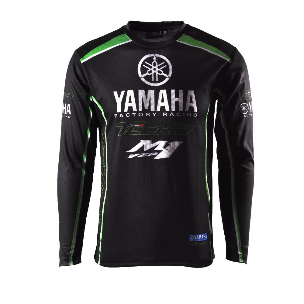 Racing Clothes for Yamaha Long Sleeve Jersey Moto GP T-shirt Racing Wear Racing Clothes for Yamaha Long Sleeve Jersey Moto GP T-shirt Racing Wear