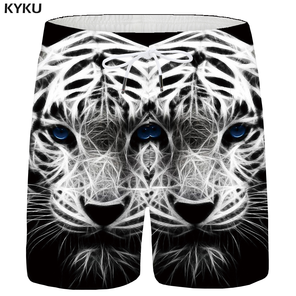 Casual Shorts Search For Flights Kyku Wolf Shorts Men Moon Cargo Short Pants Animal Forest 3d Printed Shorts Casual Blue Hip Hop Mens Shorts Summer High Quality