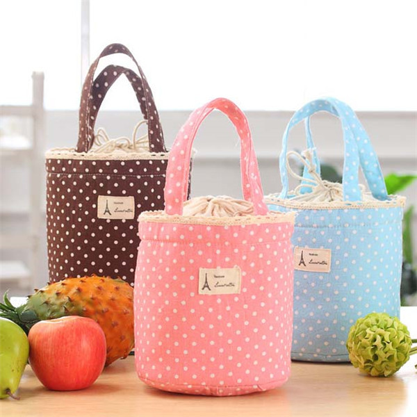Resultado de imagen de New 2015 Portable Thermal Insulated Tote Pouch Cooler Lunch Box Storage Picnic Bag Multi-colors Lunch Box lunch bag DP679183