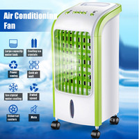 Energy saving Mini Air Conditioner Conditioning Humidifier Purifier + roller Air Cooler Cooling Fan For Home Office AC 220V