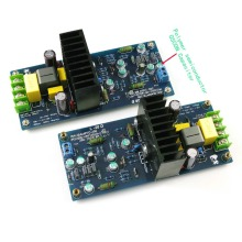 цена на L20D 300W+300W Class D IRS2092 IRFI4020 Power Amplifier Completed board LJM