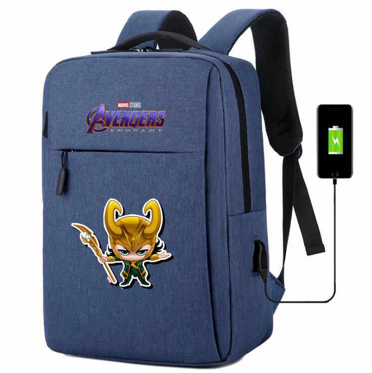 Roblox холщовый рюкзак зарядка через usb школьные сумки Наплечная Сумка для ноутбука дорожная сумка рюкзак