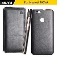 Phone Cases For Huawei Nova Luxury Flip Leather Case Capa For Huawei Nova Phone Cases Original