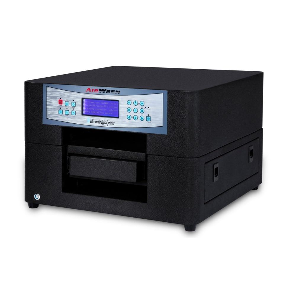 Digital Flatbed Mobile Phone Cover Eco Solvent Printer