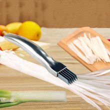 Stainless Steel Vegetable Cutter The Onion Cheese Cucumber Ham Chopper Shredded Artifact Kitchen Tool Knife Artifact.