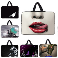 Waterproof Zipper Inner Soft Cases Hide Handle 16 17 Inch Handle Notebook Laptop Bag 16 8
