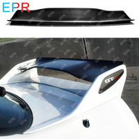 For Nissan Skyline R33 Carbon Fiber Spoiler Blade Body Kit Auto Tuning Part For R33 GTR Auto Select Shibi Devil Spoiler Blade