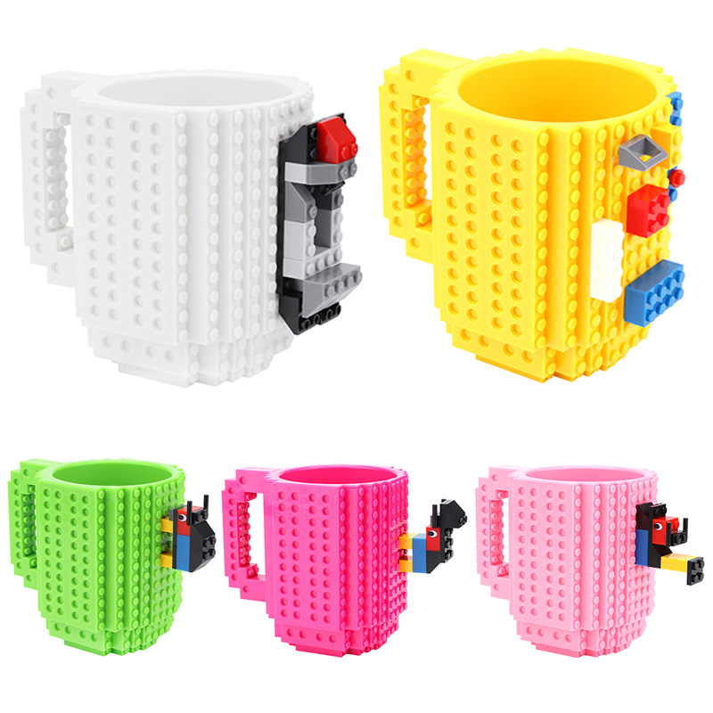 Fun Building Blocks Mug 1