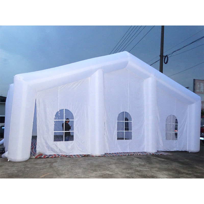 Us 1480 0 Customized Oxford Inflatable Tent For Big Event Inflatable Wedding Tent For Sale In Tents From Sports Entertainment On Aliexpress