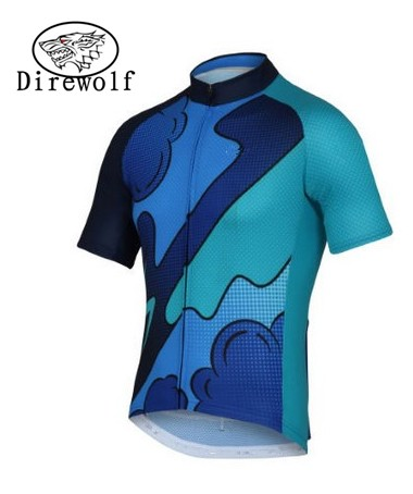 DW New 2017 Cycling Jersey Bicycle Sport Running Shirt Bike Clothing Maillot Ciclismo