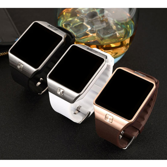 Optional Color Fashion Mickey ShapWearable BlueTooth Touchscreen Watch Smart Watch Phone Camera Support SIM Card for Android