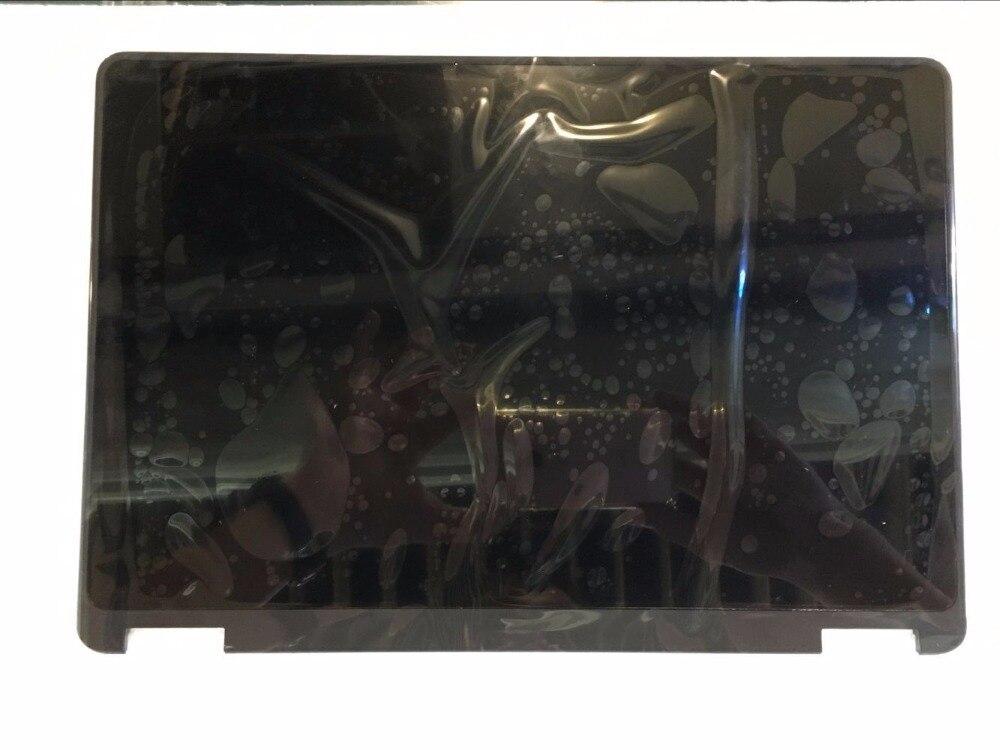 12,5 LED pantalla LCD para portátil de la Asamblea de pantalla táctil Panel para Dell Latitude E7270 1920*1080 AG EDP FHD LP125WF1 SP G4 pantalla - 3