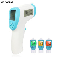 Digital Thermometer Infrared Baby Adult Forehead Non Contact Infrared Thermometer With LCD Backlight Termometro Infravermelh