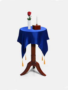 Floating-Table Magician Levitation Illusion Stage Round Two-In-One Fly Anti-Gravity-Vase