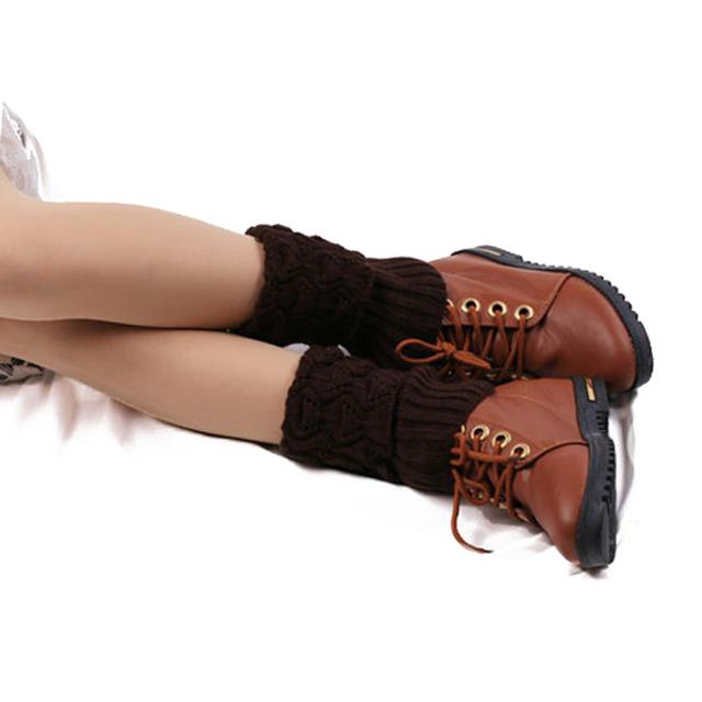 Pair of Women's Leg Warmers