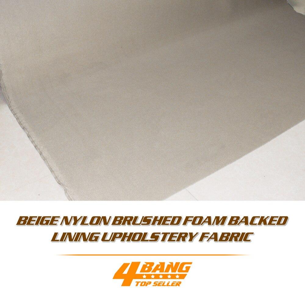 For Volkswagen/Ford/BMW/Honda/Audi/Toyota12x60 ~ 196x60 headliner fabric ceiling light b ...