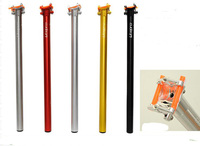 BMX ciclismo selim dahon litepro bicicleta tubo do assento CNC A61 bicicleta Espigão 33.9 milímetros * 600 milímetros|Selim|Esporte e Lazer -